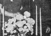 Aasens' Golden Wedding Anniversary, 1954